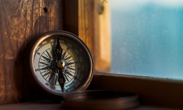 A Glimpse at My Compass and a Secret Revealed