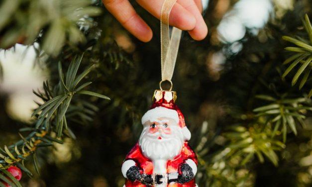 Hello, Santa. Sing Me a Song.
