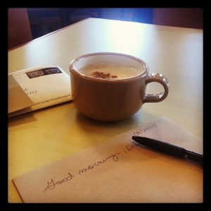 writingincafe