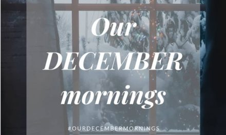 "My Contributions to ""Our December Mornings"" 2020"